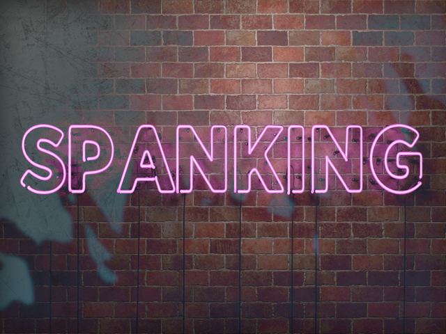 Spanking in Domestic Discipline