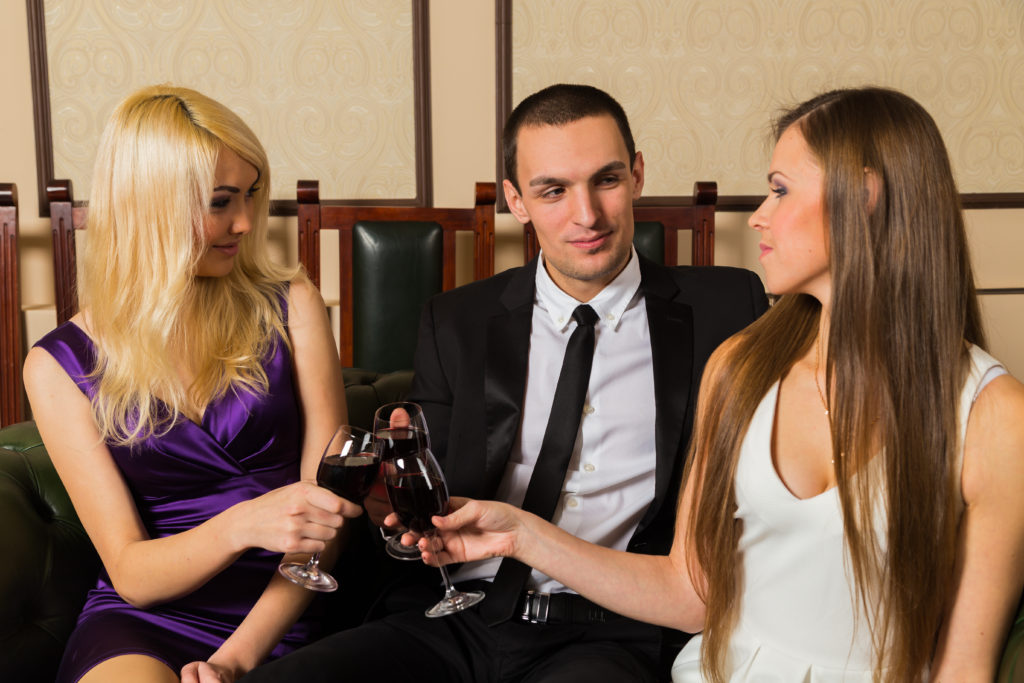 If you have the right partners, a threesome can be an exciting, mind blowing sexual experience.