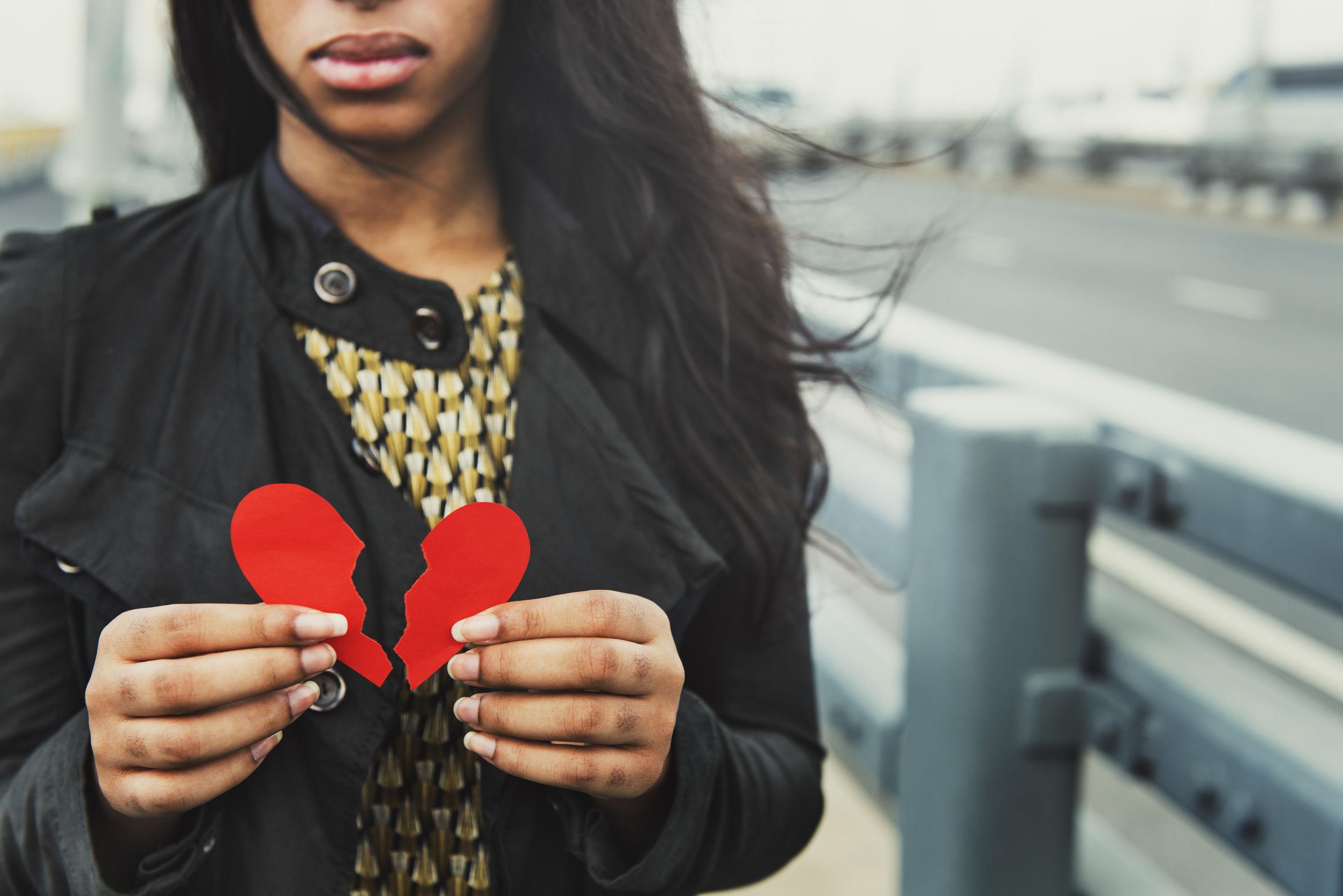 break-ups in open relationships non monogamy open relationships break up sad broken heart